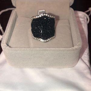 Tuxedo Ring